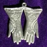 The Metier award token. Photo provided by Duchess Constanzia Moralez y de Zamora.