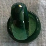 The token for the Jade Amulet. Photo by Baroness Anastasia del Valente.