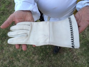 The Queen's Glove of Courtesy, photo by TH Lady Ceara Shionnach.