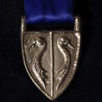 Award token for the Order of the Valiant Swans. Photo by Sir Nathan Blacktower.