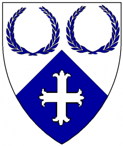 Arms of Torlyon, as rendered by Baron Master William Castille.