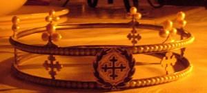 Original coronets of Saint-Florian-de-la-rivière. Photo by Duchess Constanzia Moralez y de Zamora.