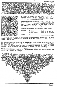 A Rowany advertisement from Pegasus - September 1990 edition.