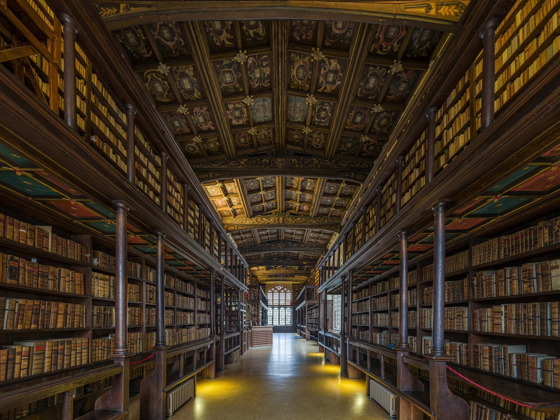 The Unchained Library